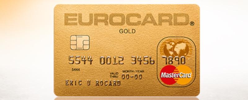 Eurocard kreditkort med räntefri kredit och förmåner