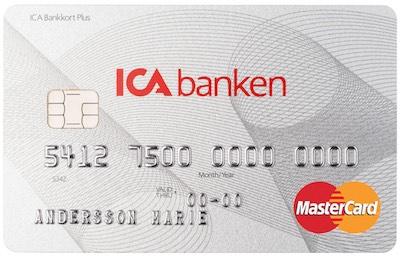 ICA kreditkort