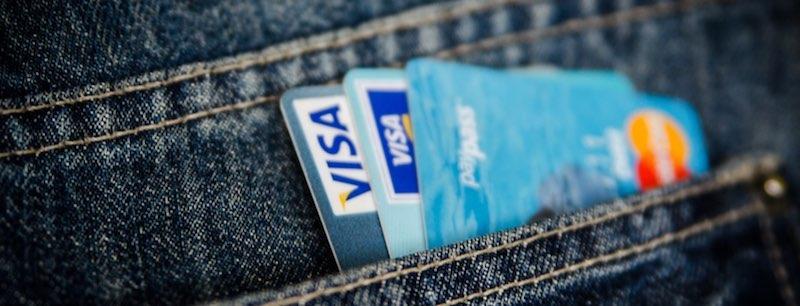 Kreditkortsränta och räntefri kredit