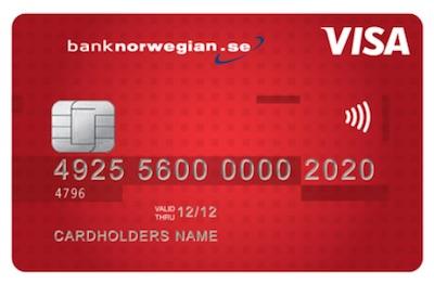 norwegian öppet köp