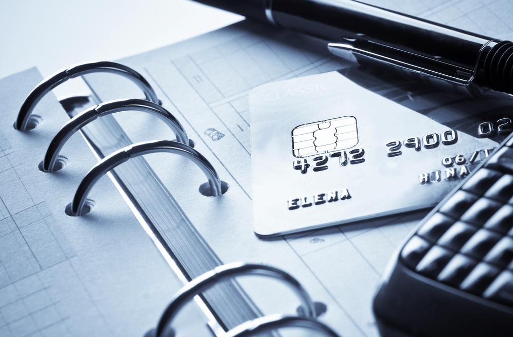 Bank gör kreditupplysning